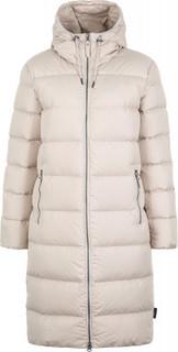 Куртка пуховая женская Jack Wolfskin Crystal Palace, размер 50