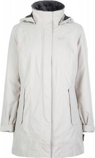 Куртка утепленная женская Jack Wolfskin Madison Avenue, размер 46-48
