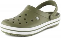 Шлепанцы Crocs Crocband, размер 44-45