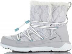 Ботинки утепленные женские Merrell 1six8 Farchill Mid Polar Fc+, размер 37,5