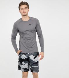 Лонгслив мужской Nike Pro Warm, размер 50-52