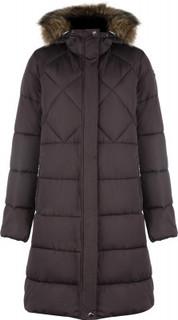Пальто утепленное женское Luhta Kulosaari, размер 54