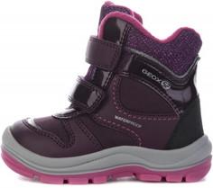 Ботинки утепленные детские Geox Trivor, размер 25
