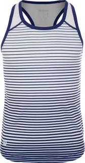 Майка для девочек Wilson Team Striped, размер 125-133