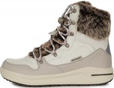 Ботинки утепленные для девочек Termit Wooly, размер 34