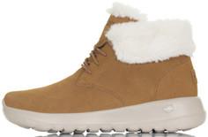 Ботинки утепленные женские Skechers On-The-Go Joy, размер 39