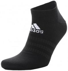 Носки Adidas Low-Cut, 3 пары, размер 34-36