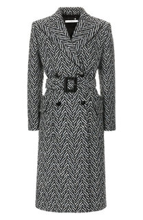 Шерстяное пальто Givenchy