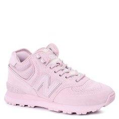 Кроссовки NEW BALANCE WH574 светло-розовый