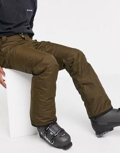 Зеленые брюки Columbia Ride On-Зеленый