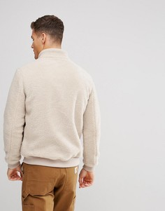 Мягкая флисовая куртка Esprit-Бежевый