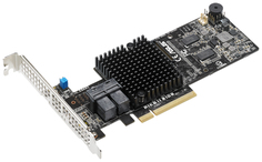 PCI-e RAID контроллер ASUS PIKE II 3108-8I/16PD/2G
