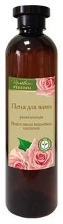 Пена для ванн Целебные рецепты Роза и масло вишневых косточек 600 мл