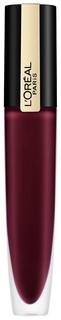 Помада LOreal Paris Rouge Signature Metallics Liquid Lipstick 205 Я заряжаю 7 мл