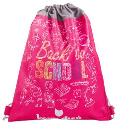 Мешок для обуви Котофей 02808042-20 для девочек