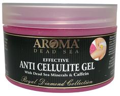 Антицеллюлитное средство Aroma Dead Sea Effective Anticellulite Gel 250 мл