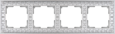 Рамка для выключателя Werkel WL07-Frame-04 a031785 жемчужный