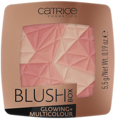 Румяна Catrice Blush Box Glowing + Multicolour 010 Dolce Vita