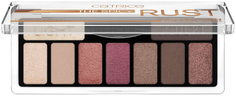 Тени для век Catrice The Spicy Rust Collection Eyeshadow Palette 010
