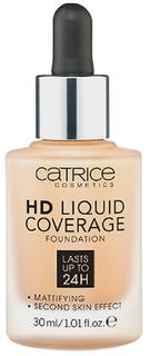 Тональный крем Catrice HD Liquid Coverage Foundation 044 Deeply Rose