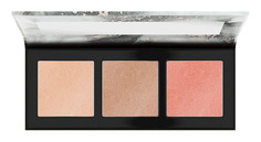 Набор для макияжа Catrice Luminice Highlight & Bronze Glow Palette 010 Rose Vibes Only