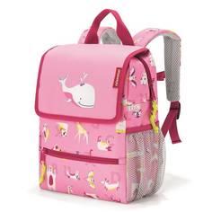Ранец детский ABC friends Reisenthel для девочек Розовый IE3066