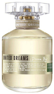 Туалетная вода Benetton United Dreams Dream Big For Her 50 мл