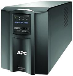 Источник бесперебойного питания APC Smart-UPS SMT1500I A.P.C.