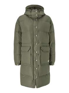 Куртка The North Face Down Sierra Long, new taupe green, XS INT