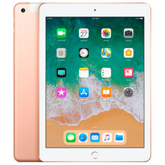 "Планшет Apple iPad (2018) Wi-Fi + Cellular 9.7"" 32GB Gold (MRM02RU/A)"