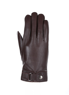 Перчатки мужские FABRETTI 12.51-2 коричневые 9.5