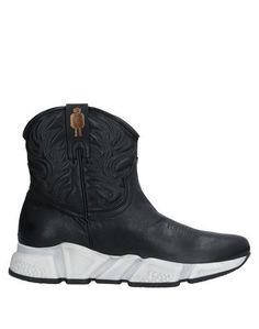 Полусапоги и высокие ботинки Texas