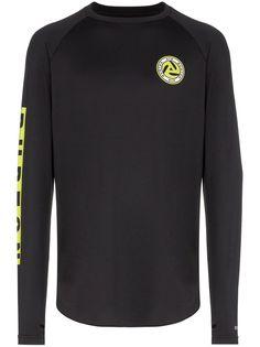 Burton футболка Roadie с длинными рукавами и принтом
