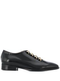 LAutre Chose декорированные туфли на шнуровке