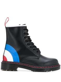 Dr. Martens ботинки с принтом