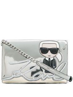 Karl Lagerfeld сумка на плечо Ikonik