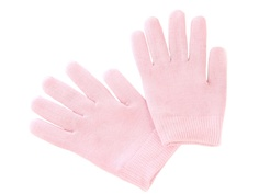 Маска-перчатки Bradex увлажняющие, гелевые многоразового использования Turquoise KZ 0482