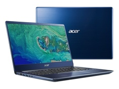 Ноутбук Acer Swift 3 SF314-56G-50GE NX.H4XER.006 (Intel Core i5-8265U 1.6 GHz/8192Mb/256Gb SSD/No ODD/nVidia GeForce MX150 2048Mb/Wi-Fi/Bluetooth/14.0/1920x1080/Windows 10 64-bit)