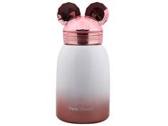 Термос Эврика Мышонок 17cm Pink 99470
