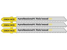 Пилка Metabo T101B HCS для дерева 3шт 623961000