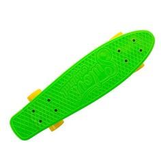 Скейт Sulov Neon Lime Green
