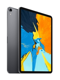 Планшет Apple iPad Pro 12.9 (2018) 64Gb Wi-Fi + Cellular Space Grey MTHJ2RU/A