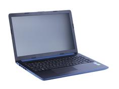 Ноутбук HP HP15-da0085ur Blue 4JW63EA (Intel Core i3 7020U 2.3 GHz/4096Mb/500Gb/No ODD/GeForce MX110 2048Mb/Wi-Fi/Bluetooth/Cam/15.6/1920x1080/Windows 10)