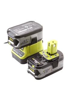 Комплект Ryobi One+ 2x4.0Ah Lithium + зарядное устройство RC18120-240 5133003363