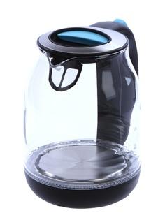 Чайник Kitfort KT-654-1 Black-Light Blue