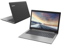 Ноутбук Lenovo IdeaPad 330-15ICH Black 81FK007HRU (Intel Core i5-8300H 2.3 GHz/8192Mb/1000Gb+128Gb SSD/nVidia GeForce GTX 1050 4096Mb/Wi-Fi/Bluetooth/Cam/15.6/1920x1080/DOS)