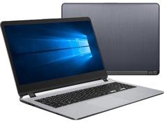 Ноутбук ASUS X507LA-BR005T 90NB0IW1-M00220 (Intel Core i3-5005U 2.0 GHz/4096Mb/1000Gb/No ODD/Intel HD Graphics/Wi-Fi/Cam/15.6/1366x768/Windows 10 64-bit)