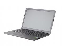 Ноутбук HP 15-da0449ur 7JX81EA (Intel Core i3-7020U 2.3 GHz/4096Mb/1000Gb/No ODD/nVidia GeForce Mx110 2048Mb/Wi-Fi/Bluetooth/Cam/15.6/1920x1080/Windows 10)