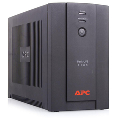 Источник бесперебойного питания APC Back-UPS RS 1100VA 660W BX1100CI-RS A.P.C.