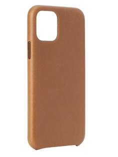 Аксессуар Чехол для APPLE iPhone 11 Pro Leather Case Saddle Brown MWYD2ZM/A